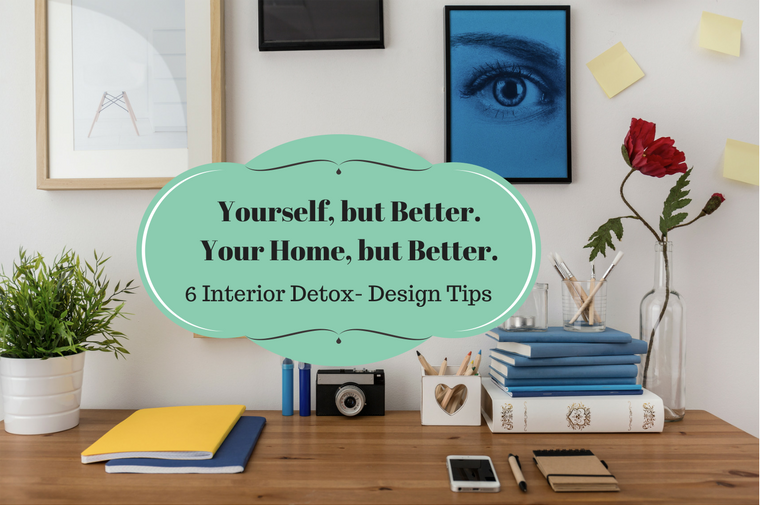 Yourself, but Better. Your Home, but Better.
