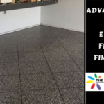 Epoxy floor finish