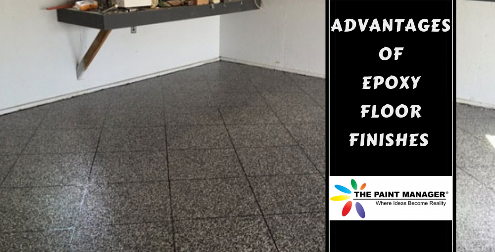 Advantages of Epoxy Floor Finishes