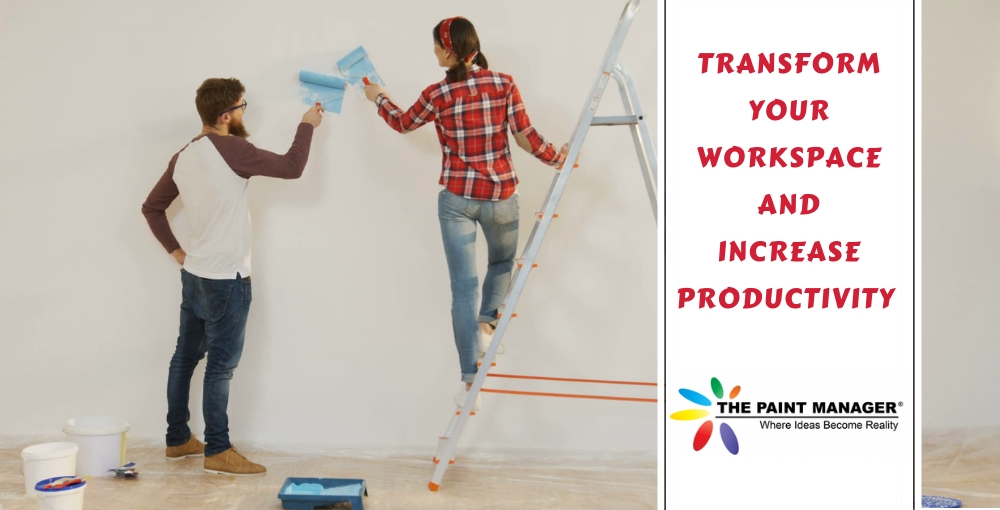 Transform Your Workspace and Increase Productivity