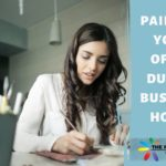 Painting office business hours