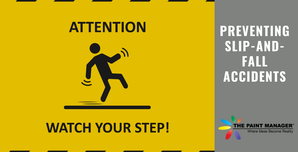 Preventing Slip-and-Fall Accidents